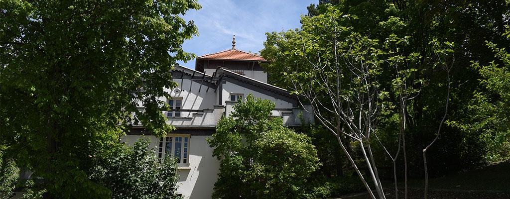 Samten Dzong, villa d'Alexandra David-Neel à Digne-les-Bains